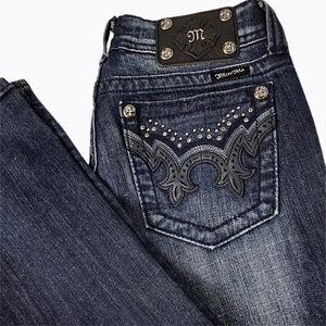 "Miss Me Women's Jeans Size 26 Inseam 34"""